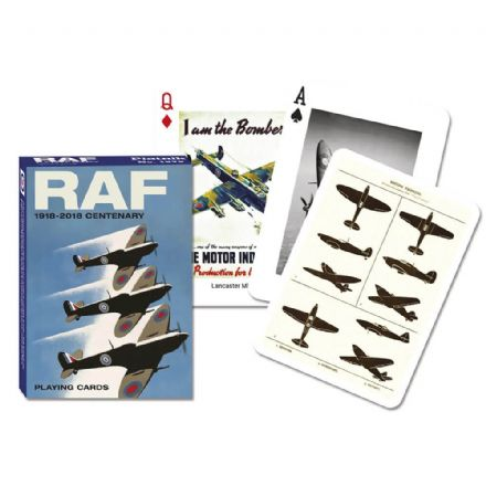 Piatnik RAF Centenary Playing Cards